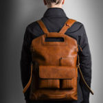 New Ekphero Men Handbag Casual Multifunction Backpack