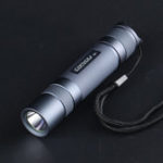 New Gray Convoy S2+ SST40 1800 Lumen 6500K Temperature Protection Management 18650 Fla