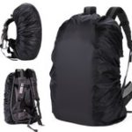 New 45L Adjustable Bag Rain Cover Waterproof Camping Climbing Backpack Dust Protector