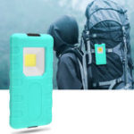 New WY8683 5W COB USB Rechargeable Flashlight Magnetic Attraction Outdoor Camping Tent Light Mini Torch