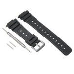 New Bakeey 20mm Soft Silicone J2 Replacement Wrist Watch Band Strap for Casio G Shock