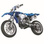 New WIN NER 7045 Exploiture Speed Racing Motorcycle Building Blocks Toys Model 474pcs Bricks