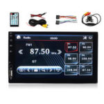 New 7 Inch Double 2 DIN Car Auto Stereo MP5 Player LCD Screen FM Radio USB TF AUX Audio