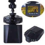 New 2.5 Full HD 1080P 120 Degree Angle Car DVR Camera Video