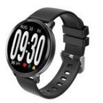 New Bakeey S8 Heart Rate Blood Pressure Oxygen Monitor Auto-light Large View Smart Watch