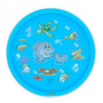 New Children Inflatable Toys Sprinkler Pad Kids Splash Play Mat For Outdoor Swimming Beach