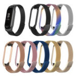 New Bakeey Full Steel Milan Colorful Watch Band for Xiaomi Mi Band 3 Smart Watch