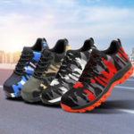 New Breathable Mesh Slip Resistant Outdoor Sneakers