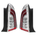 New Car LED Rear Tail Light Brake Lamp Left/Right without Halogen Bulb for Toyota Prius 2012-2015
