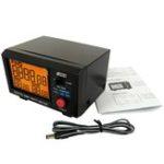 New DG-503 Digital SWR & Watt Meter LCD Display Standing Wave Ratio 1.6-60MHz/125-525MHz 200W for Two-way Radio Walkie Talkie