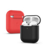 New Bakeey Silicone Shockproof Dirtproof  Earphone Storage Case for Apple Airpods 1/Apple AirPods 2