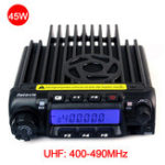 New Retevis RT-9000D VHF 400-490MHz Mobile Car Radio Transceiver 200CH 50CTCSS 60W