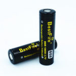 New 2PCS BestFire 18650 Battery 3100mAh 60A 3.7V Rechargeable Li-ion Battery