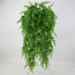 New Plastic Artificial Green Vines Plant Home Garden Decorations Wall Hanging Novelty