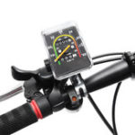 New BIKIGHT Bike Bicycle Mechanical Speedometer Computer Retro Milemeter Vintage Cycling Odometer For Road Bike MTB