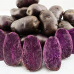 New Egrow 100Pcs/Pack Purple Sweet Potato Seeds Nutrition Green Vegetable Bonsai Farm Plants