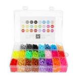 New 24 Colors 5mm DIY Fuse Beads Toys Kids Hama Beads Creative Intelligence Education Puzzles