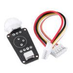 New 10pcs Infrared Sensor AS312 12M Human Body Sensor For ESP32 ESP8266 Development Module Board
