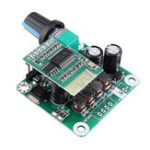 New 3pcs TPA3110 bluetooth 4.2 Digital Amplifier Board 15Wx2 Class D Stereo Power Amplifier DC 8V-26V