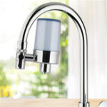 New Faucet Water Filter Household Kitchen Washable Faucets Mount Tap Water Purifier