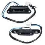 New Car Slidng Door Contact Switch 2PCS Kit for Toyota Hiace 1989-2005 Left Driver Right Door Central Locking