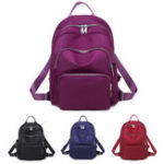 New Women Waterproof Shoulder Backpack School Bag Handbag Daypack Outdoor Travel Bag