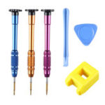 New 6PCS Precision Screwdriver Set Magnetic Professional Repair Screwdriver Tool Kit For Eletronics