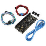New MK3 Multi Material 2.0 Upgraded MM Control Board TMC2130 Chip MMU2 Mainboard With Power Cable And Signal Cable For Prusa i3 3D Printer Parts
