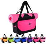 New New Outdoor Yoga Backpack Gym Bag Men Women Multifunction=