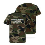 New Xiaomi Mitownlife Kids T-Shirts Cotton Breathable Camouflage Short Sleeve Quick Dry Comfortable Fitness Sport Tops