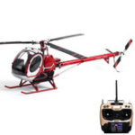 New JCZK 300C 470L DFC 6CH 3D Three Blade Rotor TBR Super Simulation RC Helicopter RTF