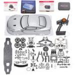 New Simulation 2.4G 2WD RC Car For 1/10 DAE86 GTR M3 Sakura D4 Drift Vehicle Model Kit