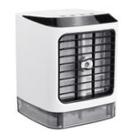New LED 480mL Personal Evaporative Air Cooler Humidifier Portable Air Conditioner Mist Prayer USB Cooler Fan