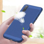 New Bakeey Breathable Anti-Fingerprint Hard PC Protective Case For Samsung Galaxy A7 2018