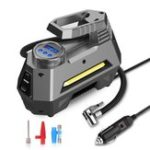 New Portable Air Compressor Pump Inflator Tire Pressure Monitoring LCD Digital Dispaly 12V for Car Truck Bicycle RV