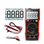 New ANENG M20 True RMS 9999 Counts Dispaly Automatic Range Digital Multimeter AC/DC Current and Voltage Frequency Capacitance Diode Resistance Continuity Temperature Test