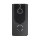 New Wireless Ring Video Doorbell WiFi Security Phone Bell Intercom 720P Intercom