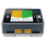 New HOTA D6 DC 2X325W 2X15A Battery Charger With Wireless Charging for NiZn/Nicd/NiMH battery