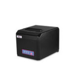 New HOIN HOP-E801 Portable 80mm Thermal Receipt Printer Wired/Wireless USB/USB+bluetooth/USB+WIFI Version