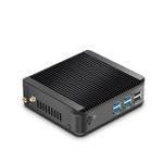 New XCY X30 Mini PC Intel Core I7-4610Y Barebone 1.7GHz Intel HD Graphics 4200 Windows 10 Dual Core Fanless Mini Desktop PC HDMI VGA WiFi Nettop HTPC