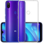 New Bakeey Transparent Ultra-thin Soft TPU Back Cover Protective Case for Xiaomi Mi Play