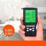 New JSM-131S New Portable Formaldehyde Detector  TVOC Air Quality Detector  Carbon Dioxide Detector  Gas Detector