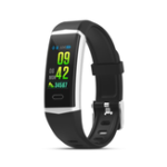 New Bakeey B5 Built-in GPS Activity Record Heart Rate Blood Pressure IP68 Waterproof Message Weather Smart Watch Band