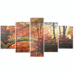New Huge Modern Abstract Wall Decor Art Paintings Canvas No Frame Home Decorations