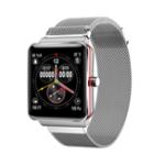 New Bakeey H10 Anti-fingerprint Screen Dynamic UI 24-hour Heart Rate Caller ID Reminder Waterproof Smart Watch