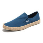 New Casual Canvas Soft Soles Daily Loafers