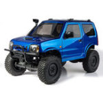 New MST CFX J3 Kit 1/10 4WD High Performance Off-Road Rc Car  without Electronic Parts
