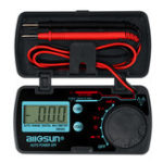 New ALl SUN EM3082 Digital Multimeter 3 1/2 1999 AC/DC Ammeter Voltmeter Ohm Portable Meter Voltage Meter