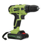 New 2 Speed Cordless Rechargeable Battery Electric Screwdriver Power Drill