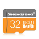 New Shengsong SS-BTF-05 Micro SD Card TF Memory Card 32GB 64GB 128GB